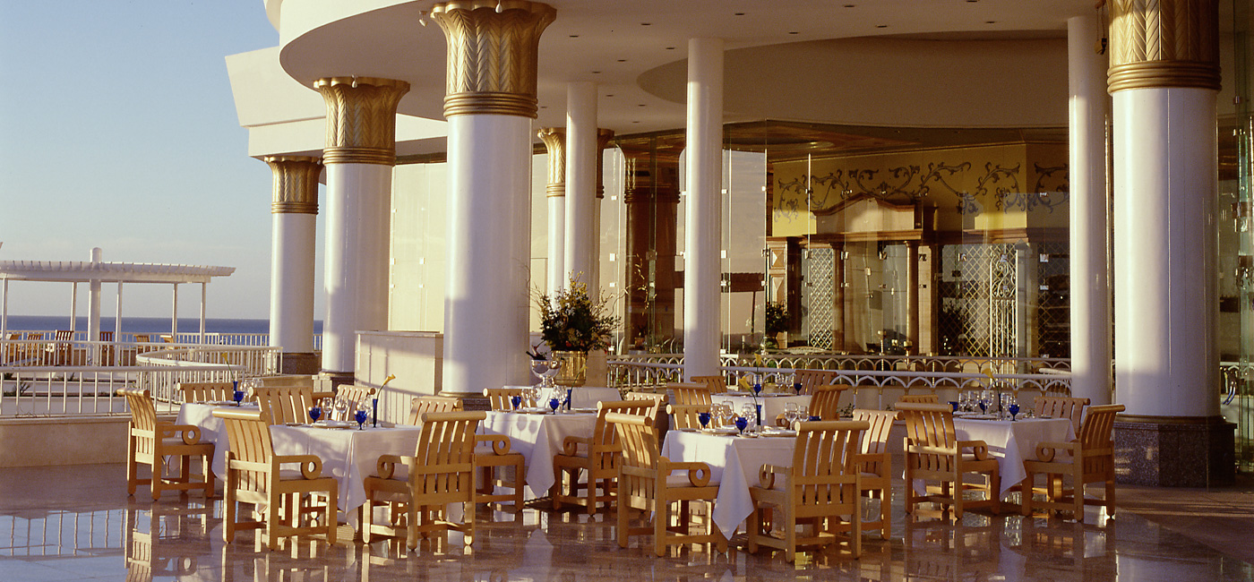 Monte Carlo Sharm terrace